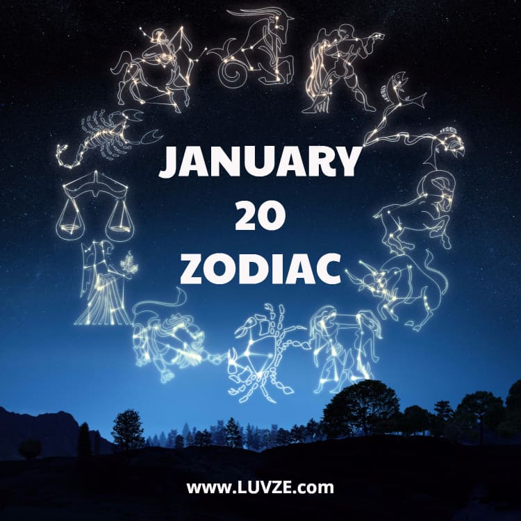 January 20 1998 horoscope and zodiac sign meanings.