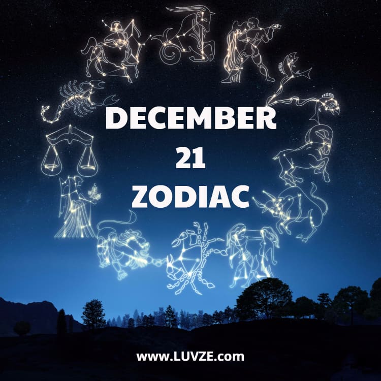 December 21 Zodiac Birthday Horoscope Personality Compatibility