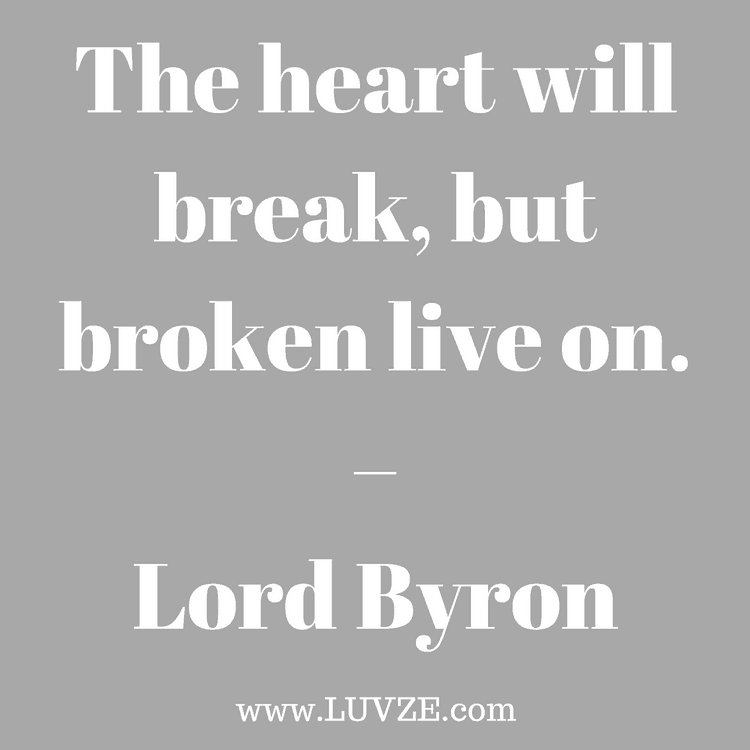 101 Broken Heart Quotes and Heartbreak Messages & Sayings