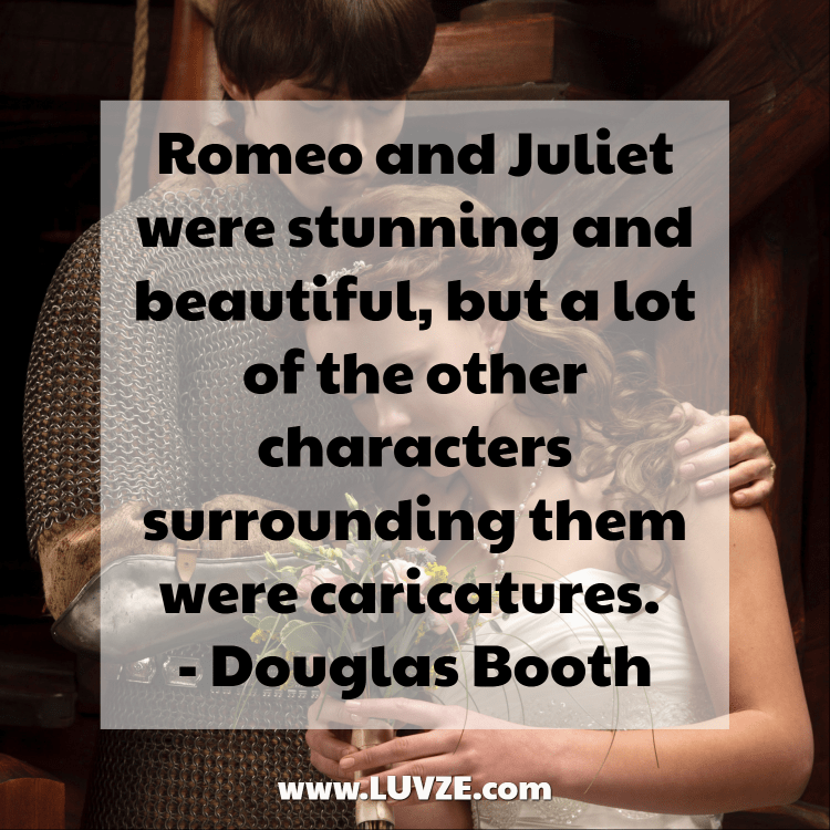 60 Famous Romeo And Juliet Quotes By Shakespeare Others Simple Romeo And Juliet Quotes And Meanings