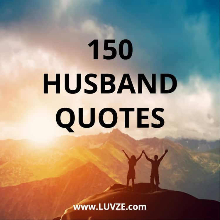 Cute Husband Quotes