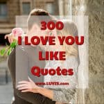 I love you like quotes