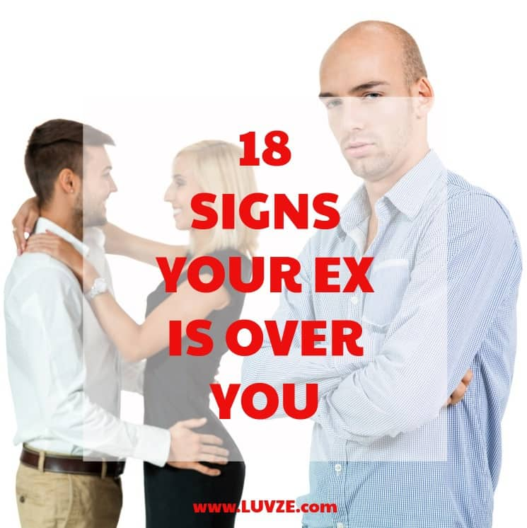 How to know if your ex boyfriend wants u back