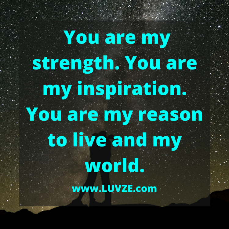 you mean the world to me quotes