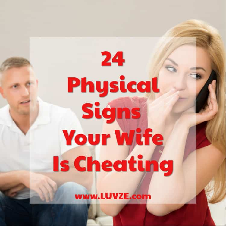 Signs of a cheating wife quiz