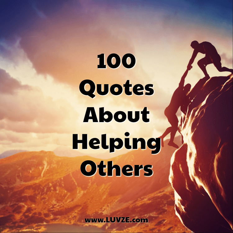 Helping Others Quotes New 48 Inspirational Quotes About Helping Others