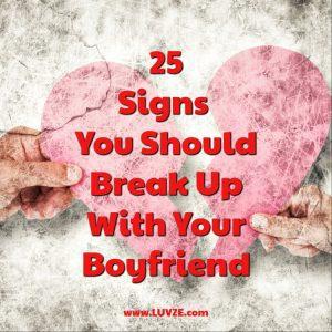 Should I Break Up with My Boyfriend?
