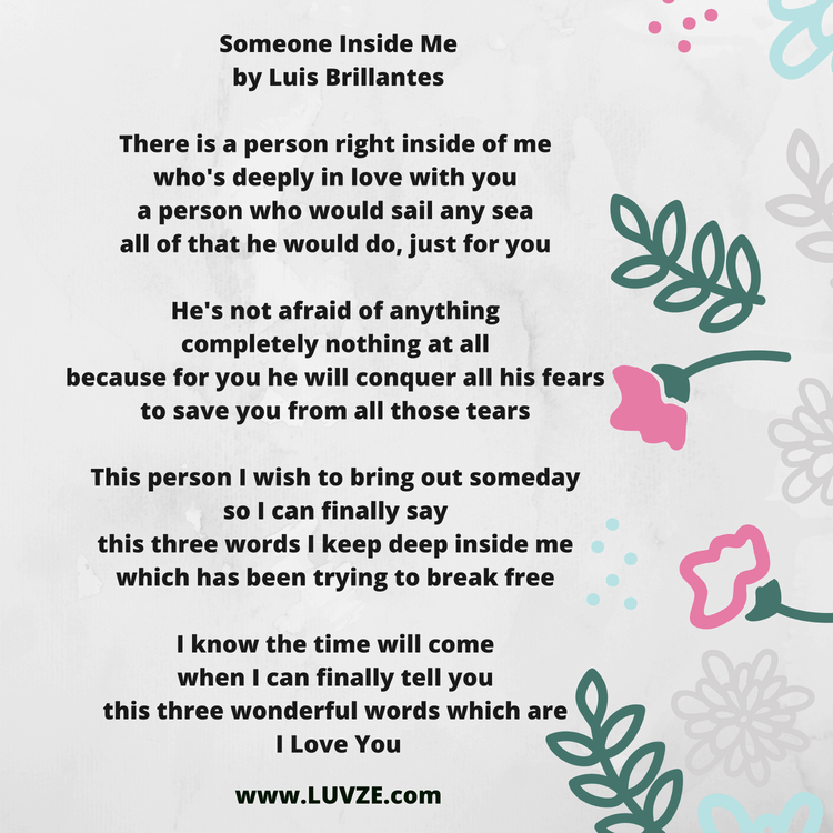 sweet love poem for my wife