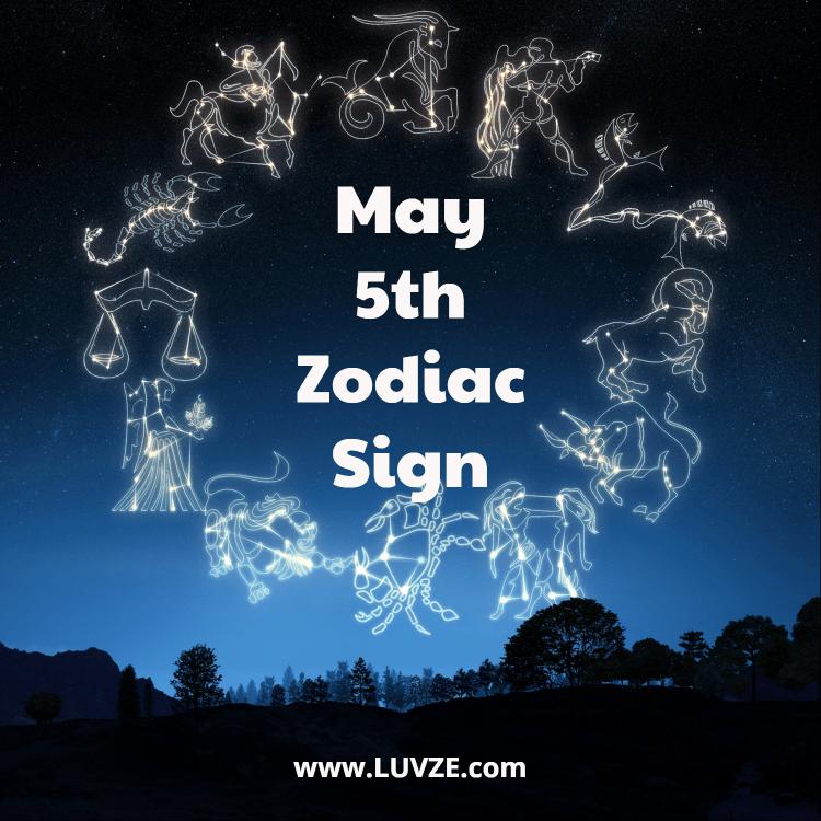 May 5 zodiac sign