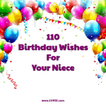 happy birthday wishes for your niece
