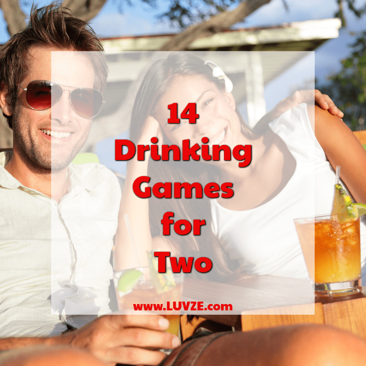 14 Drinking Games For Two People