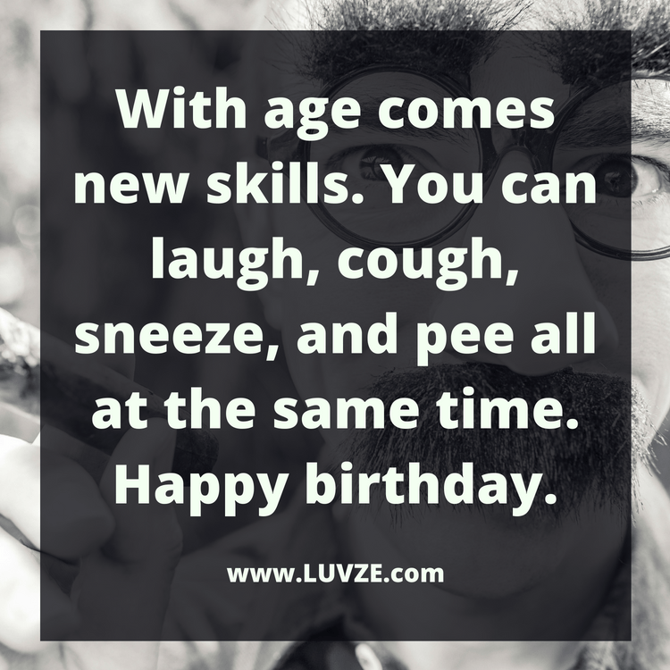 165 Happy Birthday (Funny)