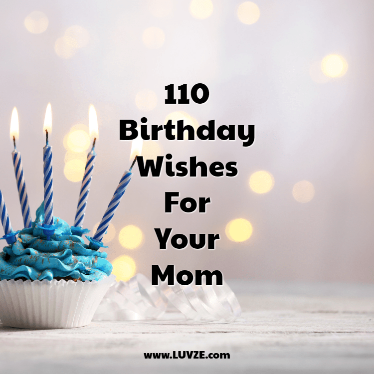 Excellent Happy Birthday Mom 110 Birthday Wishes And Messages Personalised Birthday Cards Paralily Jamesorg