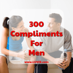 315 Compliments for Men