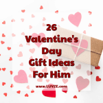 valentine's day gifts for him