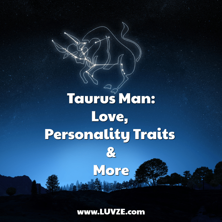 dating tips for taurus man