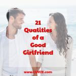 qualities of a good girlfriend