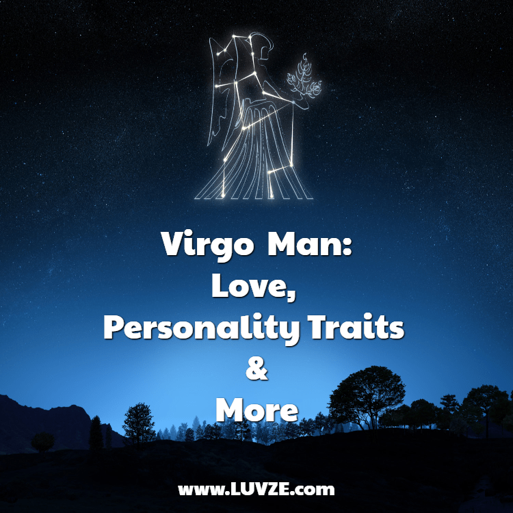 dating shy virgo man