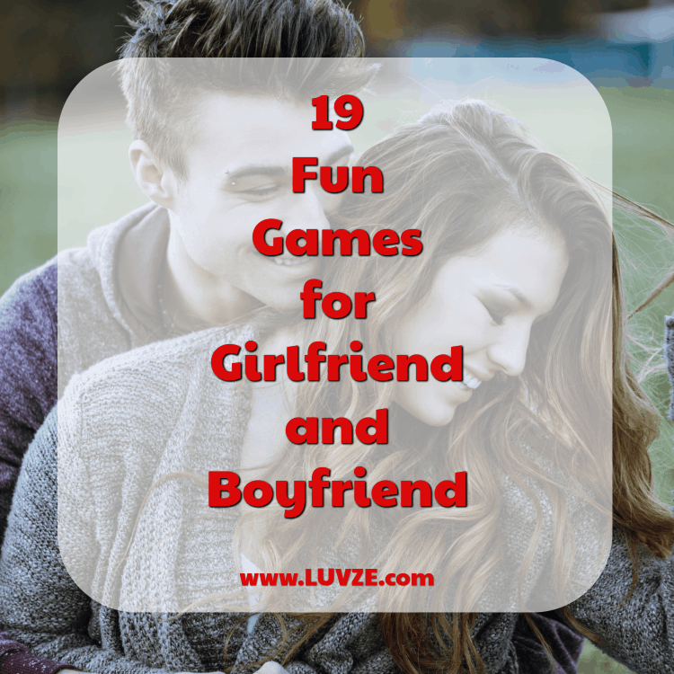 boyfriend and girlfriend games