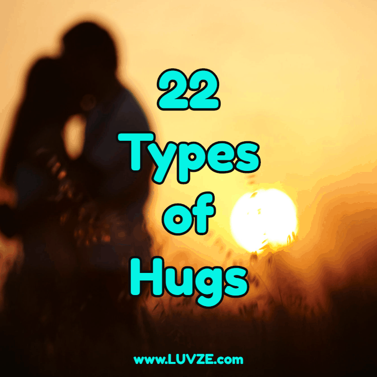 types of hugs