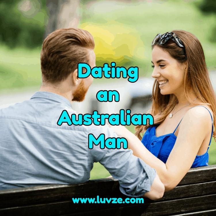 dating an australian man